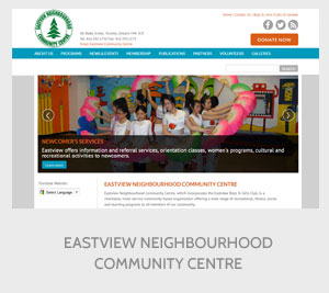 Eastview Neighbourhood Community Centre
