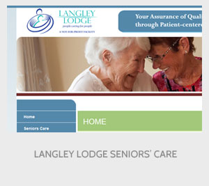 Langley Lodge Seniors' Care