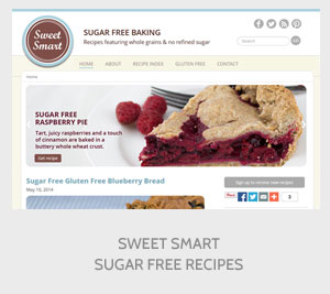 Sweet Smart Sugar Free Baking