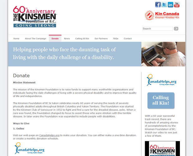 Kinsmen Foundation of BC